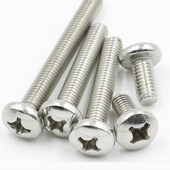 304 Stainless Screws