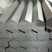 440C Stainless Steel Hex Bar