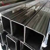 904L Stainless Steel Rectangular Pipe