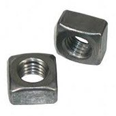 ASME SB574 Hastelloy Square Nuts