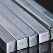 ASTM B348 Ti Alloy Square Bar Hot Rolled