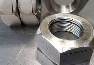 ASTM F594 Hex Nuts