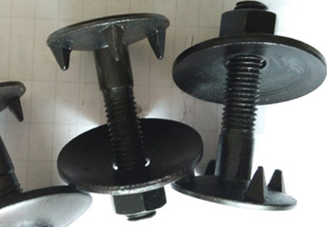 Carbon Steel Elevator Bucket Bolt