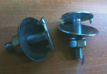 Elevator Bucket Bolt Manufacturer In India