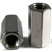 Monel Alloy Coupling Nuts