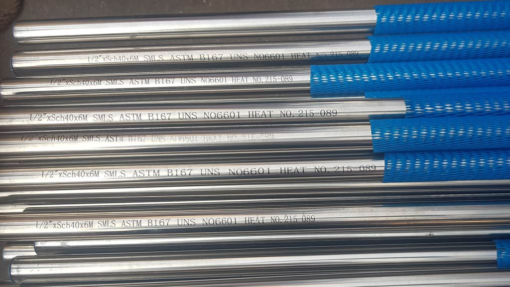 Nickel Alloy Tubing supplier