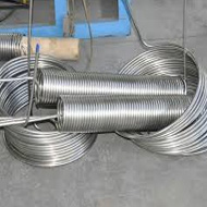 Stainless Steel Tube Coil Heat Exchanger